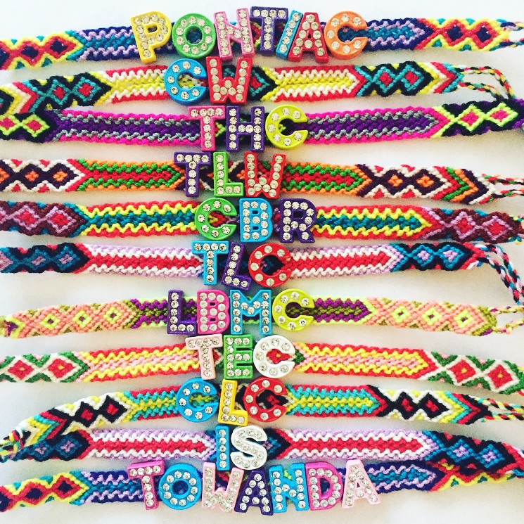 BitsyBoho Friendship Bracelet