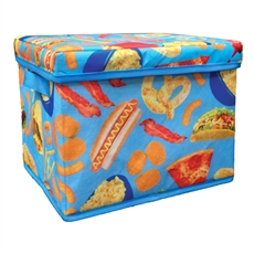 iscream Collapsible Storage Bin