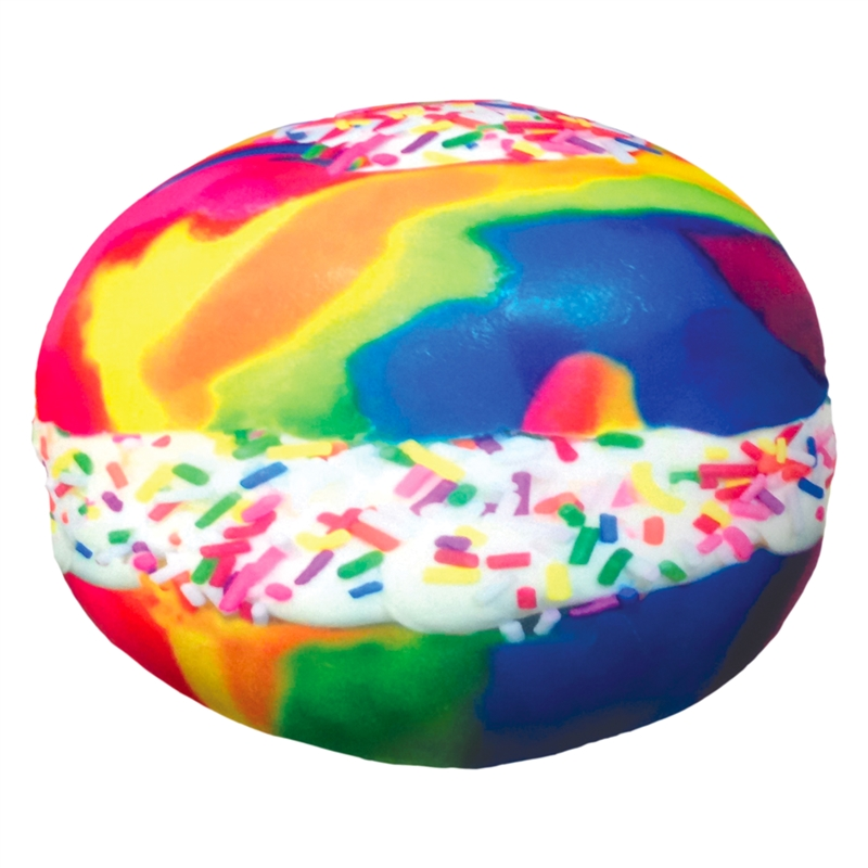 iscream Microbead Pillow