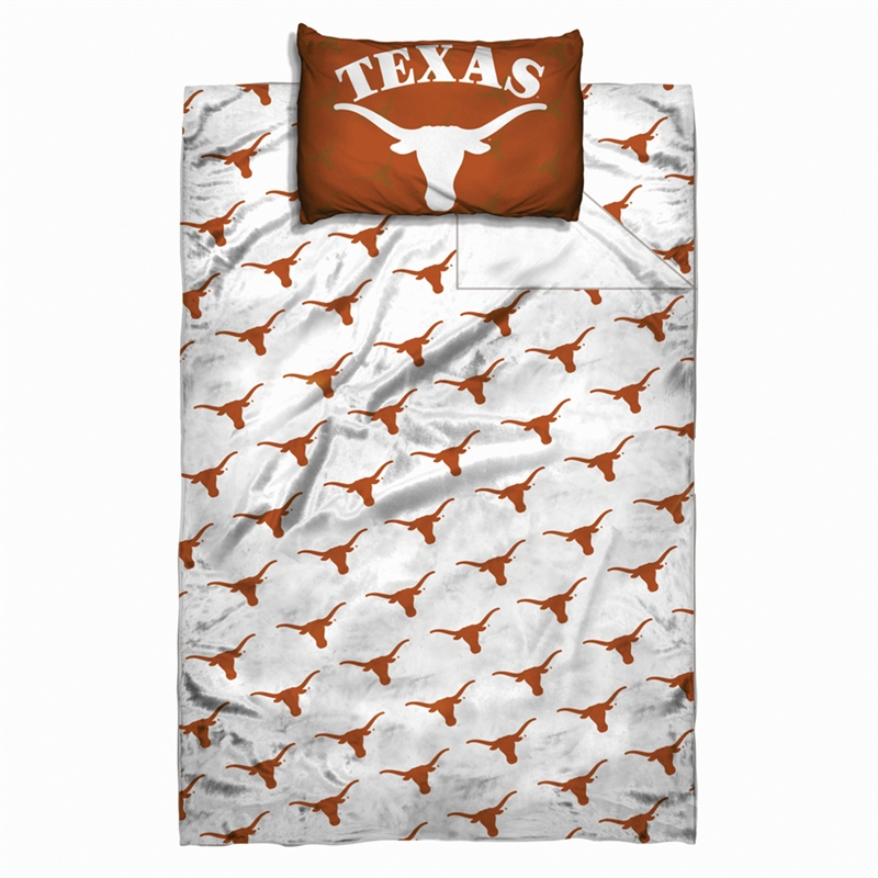 Sports Licensed Twin Sheet Set