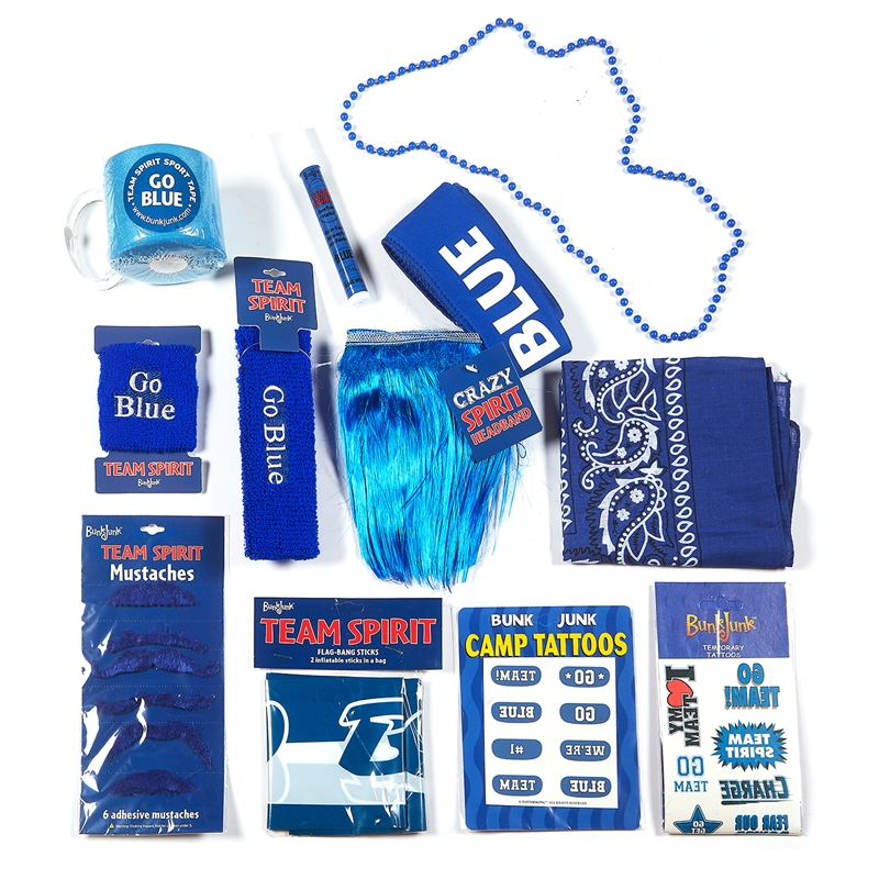 Boys Camp Spirit Essentials Bundle