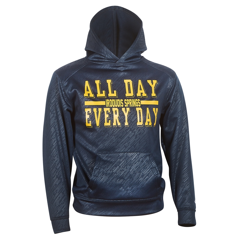 Bunx All Day Every Day Performance Hoodie
