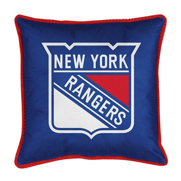 NHL Sidelines Pillow