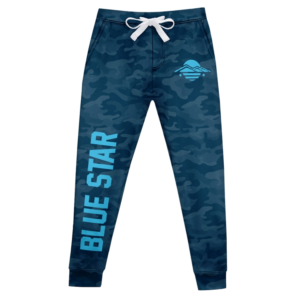 Athletic Camper Boys Jogger Sweatpants