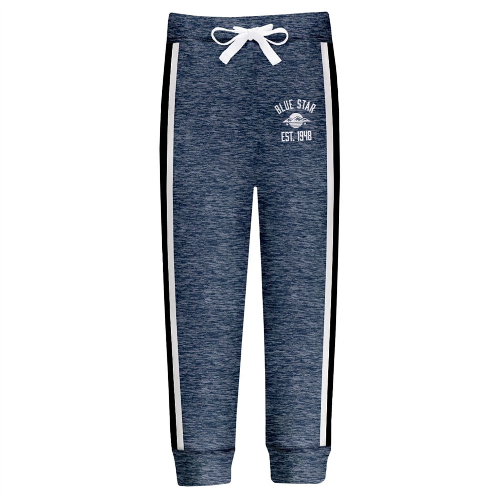 Athletic Camper Girls Jogger Sweatpants