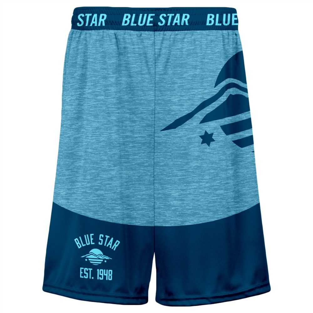 Athletic Camper Boys Performance Shorts
