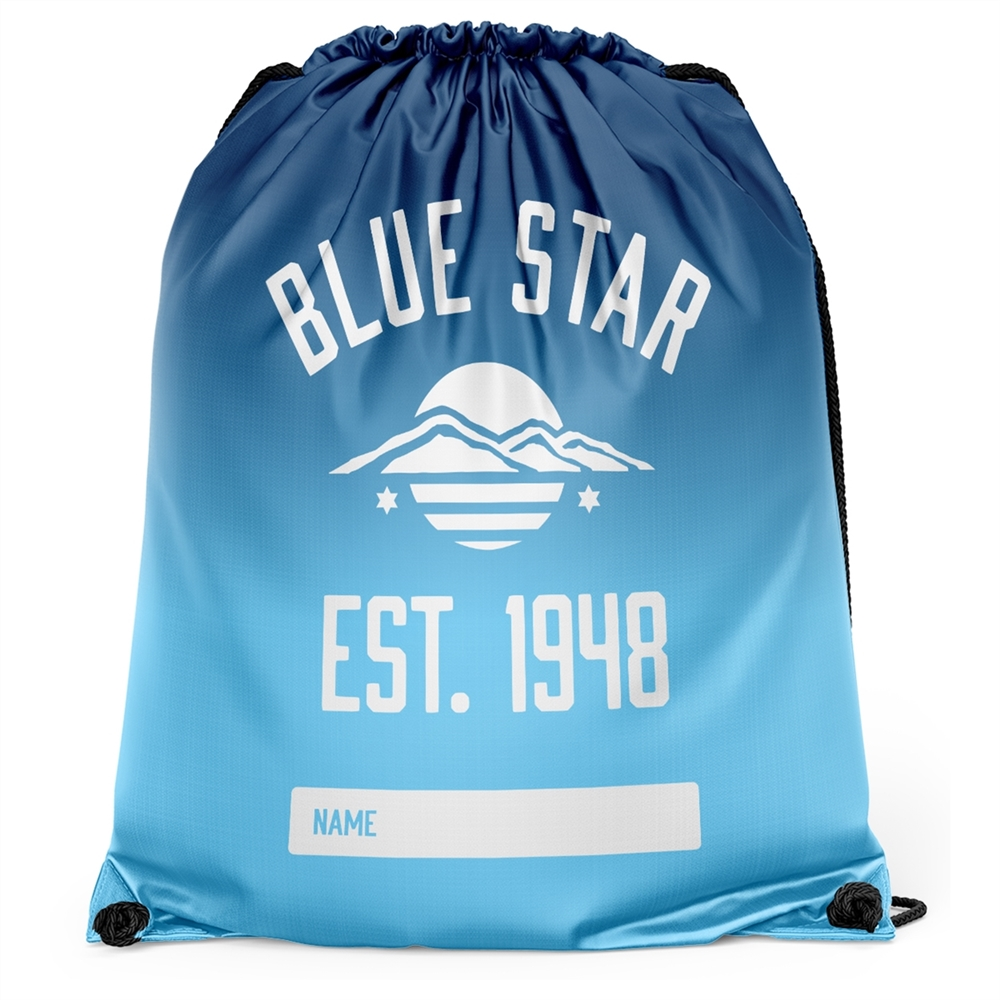 Camp Drawstring Bag