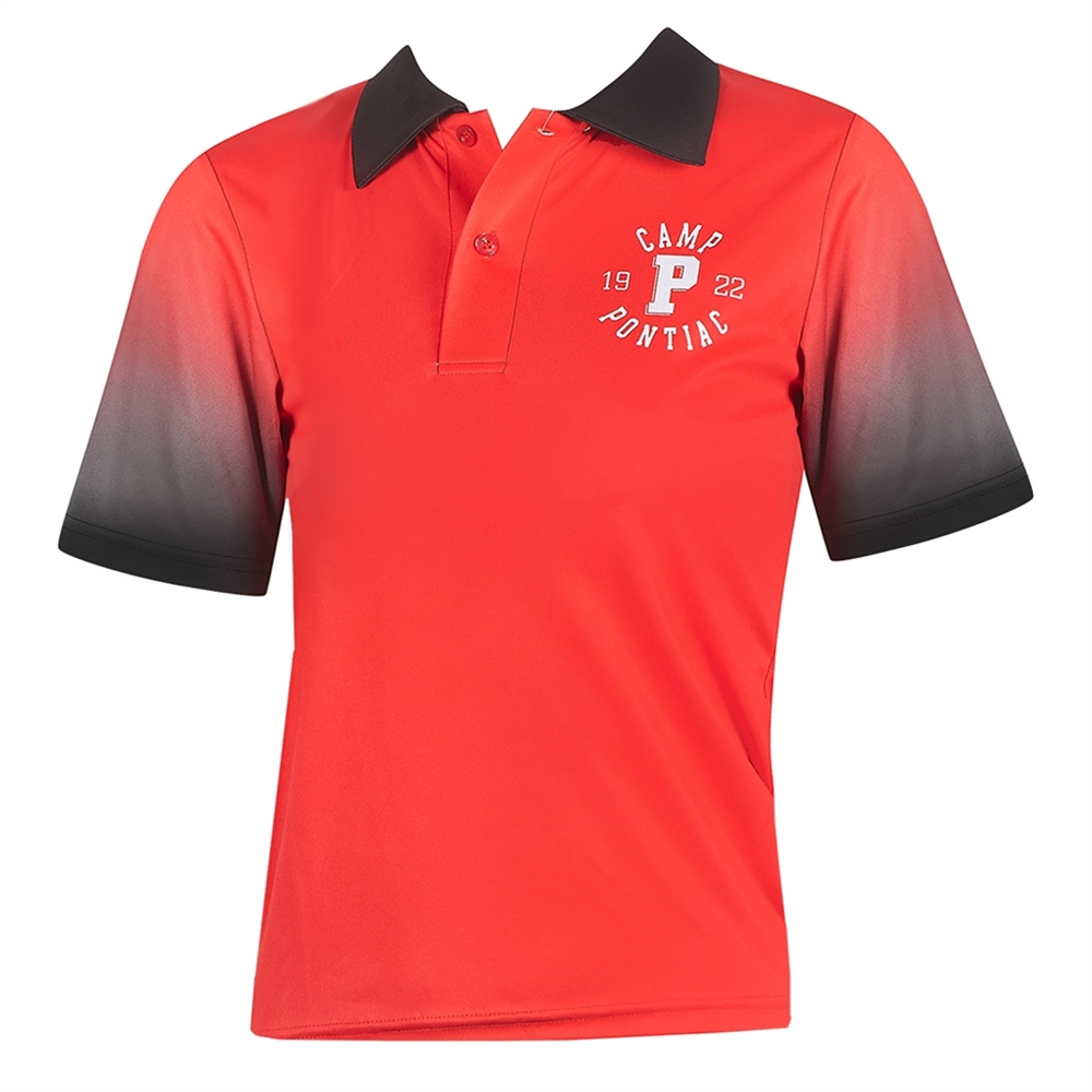 Athletic Camper Performance Polo