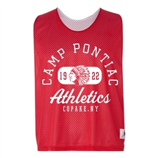 Girls Cheer Pinnie