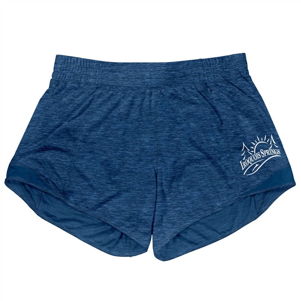 Athletic Camper Girls Performance Shorts